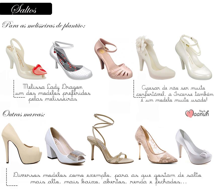 11a285777d Sapato para Noivas - Qual sapato escolher  - Blog da Maanuh