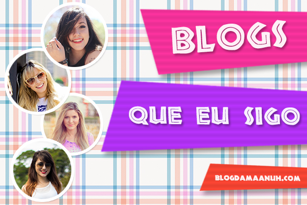 Blogs que eu sigo