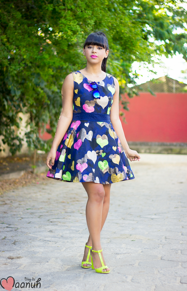 vestido coração em pé1
