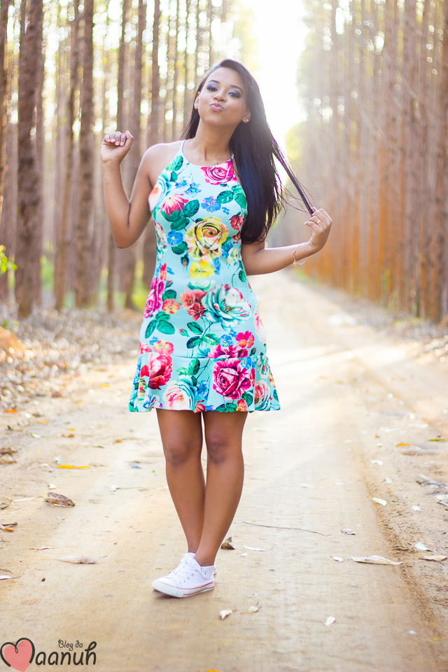 cd27c88f67 looks saia e vestido com tênis branco - Blog da Maanuh